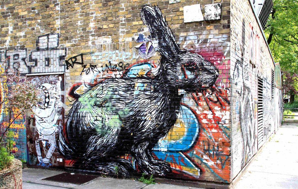 Berlin: Streetart, Kunst, Vandalismus