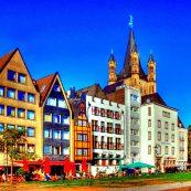Köln Am Heumarkt