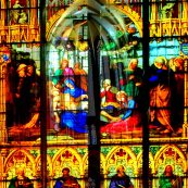 Köln Domfenster
